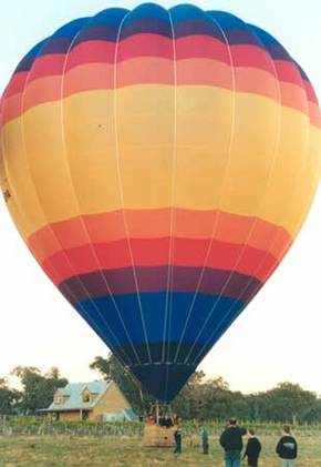 Balloon Flights of Bendigo - Geraldton Accommodation