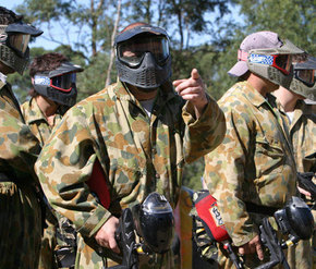 Action Paintball Games - Perth - Geraldton Accommodation