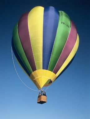 Balloon Safari - Geraldton Accommodation