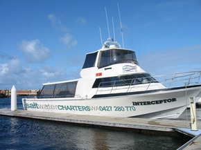 Saltwater Charters WA - Geraldton Accommodation