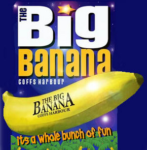 Big Banana - Geraldton Accommodation