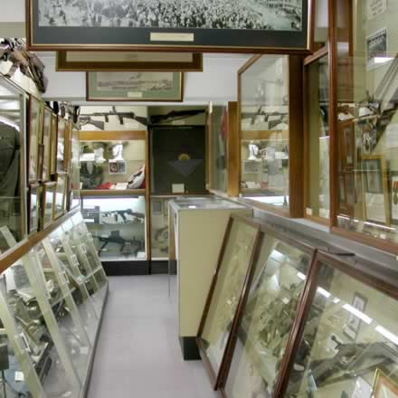 Queensland Military Memorial Museum - Geraldton Accommodation