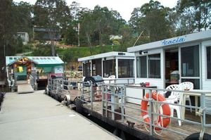 Clyde River Houseboats - Geraldton Accommodation