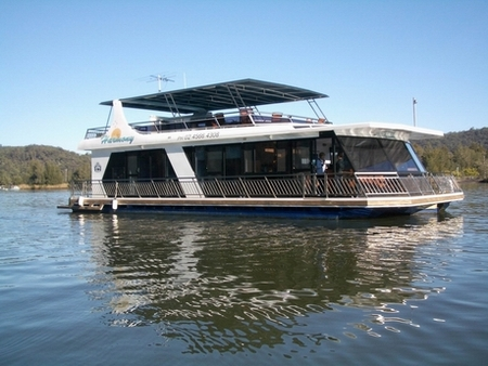 Able Hawkesbury River Houseboats - Geraldton Accommodation