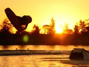Bonney's WA Water Ski Park - Geraldton Accommodation
