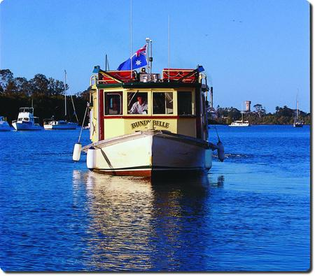 Bundy Belle River Cruise - Geraldton Accommodation