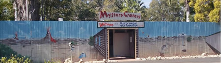 Mystery Craters - Geraldton Accommodation