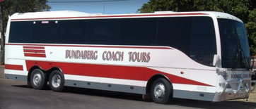 Bundaberg Coaches - Geraldton Accommodation