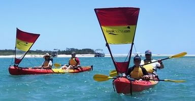 Kayak Noosa - Geraldton Accommodation