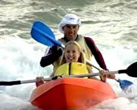 Noosa Ocean Kayak Tours - Geraldton Accommodation