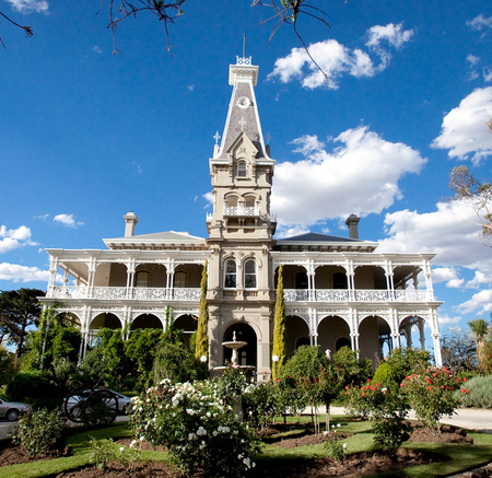 Rupertswood Mansion - Geraldton Accommodation