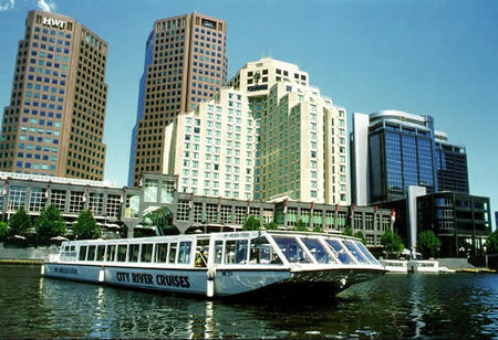 City River Cruises Melbourne - Geraldton Accommodation