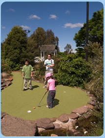 Wetlands Mini Golf - Geraldton Accommodation