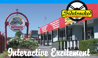 Sidetracked Entertainment Centre - Geraldton Accommodation