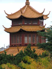 Chinese Garden of Friendship - Geraldton Accommodation