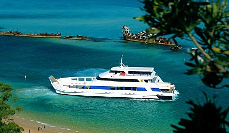 Queensland Day Tours - Geraldton Accommodation