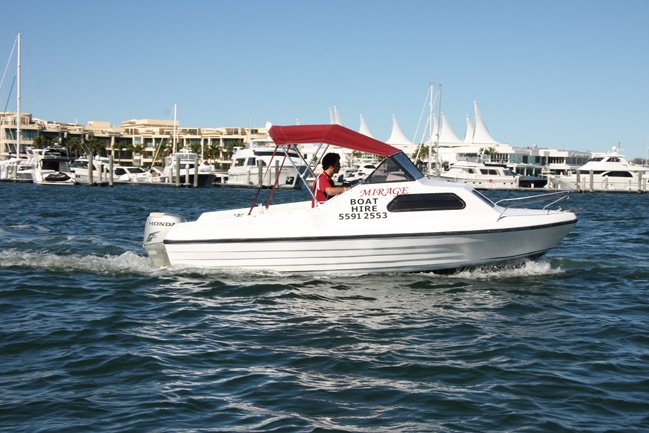 Mirage Boat Hire