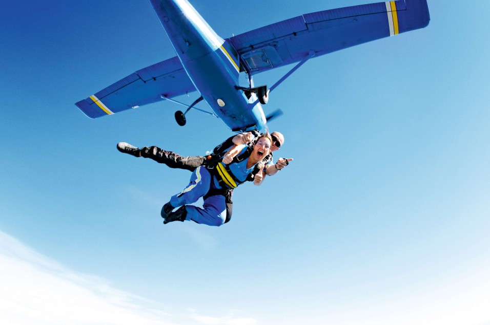 Skydive the Beach and Beyond Yarra Valley - Geraldton Accommodation