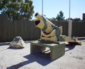 Military Museum Merredin - Geraldton Accommodation
