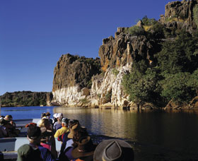 Geikie Gorge National Park - Geraldton Accommodation