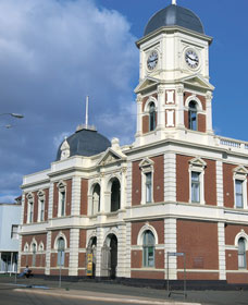 Boulder Town Hall - Geraldton Accommodation