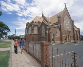St Mary's Church - Geraldton Accommodation