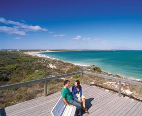 Thirsty Point Lookout - Geraldton Accommodation