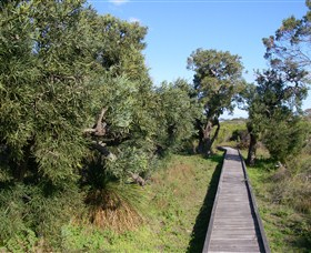 Kepwari Trails Wetland Wonderland - Geraldton Accommodation