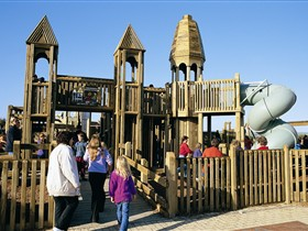 Jubilee Park Adventure Playground - Geraldton Accommodation