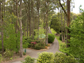 Mount Lofty Botanic Garden - Geraldton Accommodation