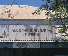 Broome Historical Society Museum - Geraldton Accommodation