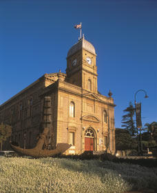 The Albany Town Hall - Geraldton Accommodation
