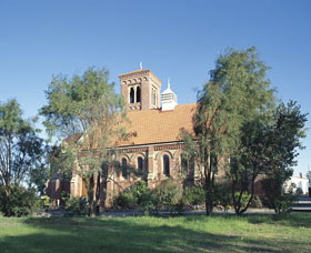 All Saints Church Collie - Geraldton Accommodation
