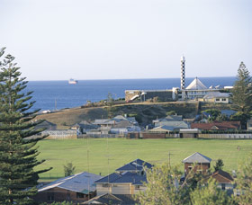 Lighthouse - Geraldton Accommodation