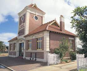 Merredin Town Hall - Geraldton Accommodation