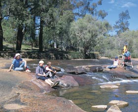 John Forrest National Park - Geraldton Accommodation