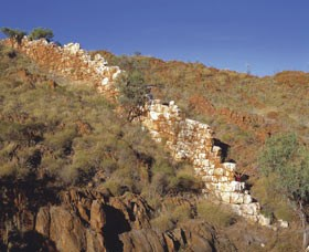 China Wall - Geraldton Accommodation