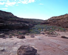 Mushroom Rock Walk Trail - Geraldton Accommodation