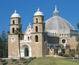 St Francis Xavier Cathedral - Geraldton Accommodation