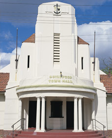 Guildford Town Hall - Geraldton Accommodation