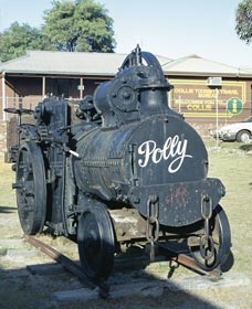 Steam Locomotive Museum - Geraldton Accommodation