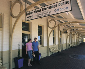 Old Railway Station Bunbury - Geraldton Accommodation