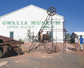 Gwalia Historical Museum - Geraldton Accommodation