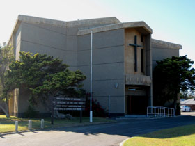 Cathedral of The Holy Cross - Geraldton Accommodation