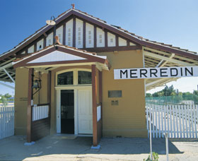Merredin Railway Museum - Geraldton Accommodation
