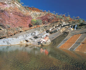 Hamersley Gorge - Geraldton Accommodation