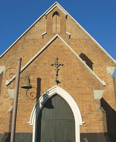 St Matthews Church - Geraldton Accommodation