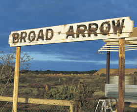 Broad Arrow - Geraldton Accommodation