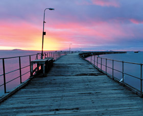 Tanker Jetty - Geraldton Accommodation