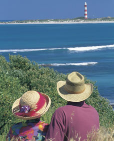 Separation Point Lookout - Geraldton Accommodation